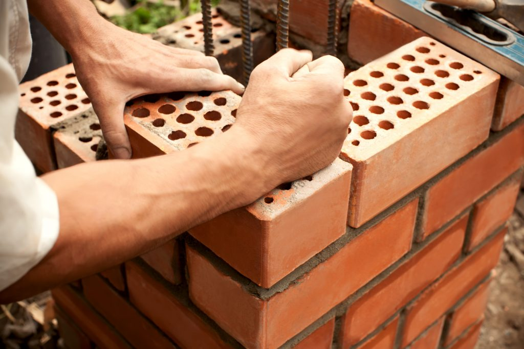 Bricks are the task to complete towards project